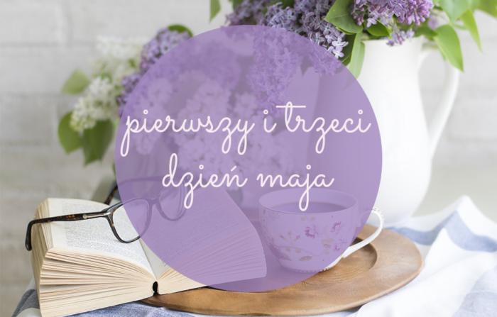 Pierwszy i trzeci dzień maja — pisownia